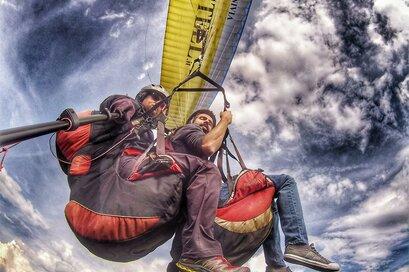 FLY42 Paragliding Tandem Flights