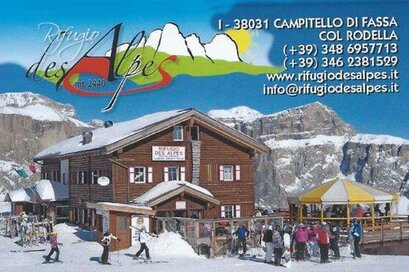Refuge Des Alpes