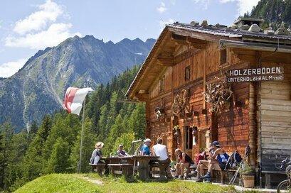 Holzerböden Jausenstation