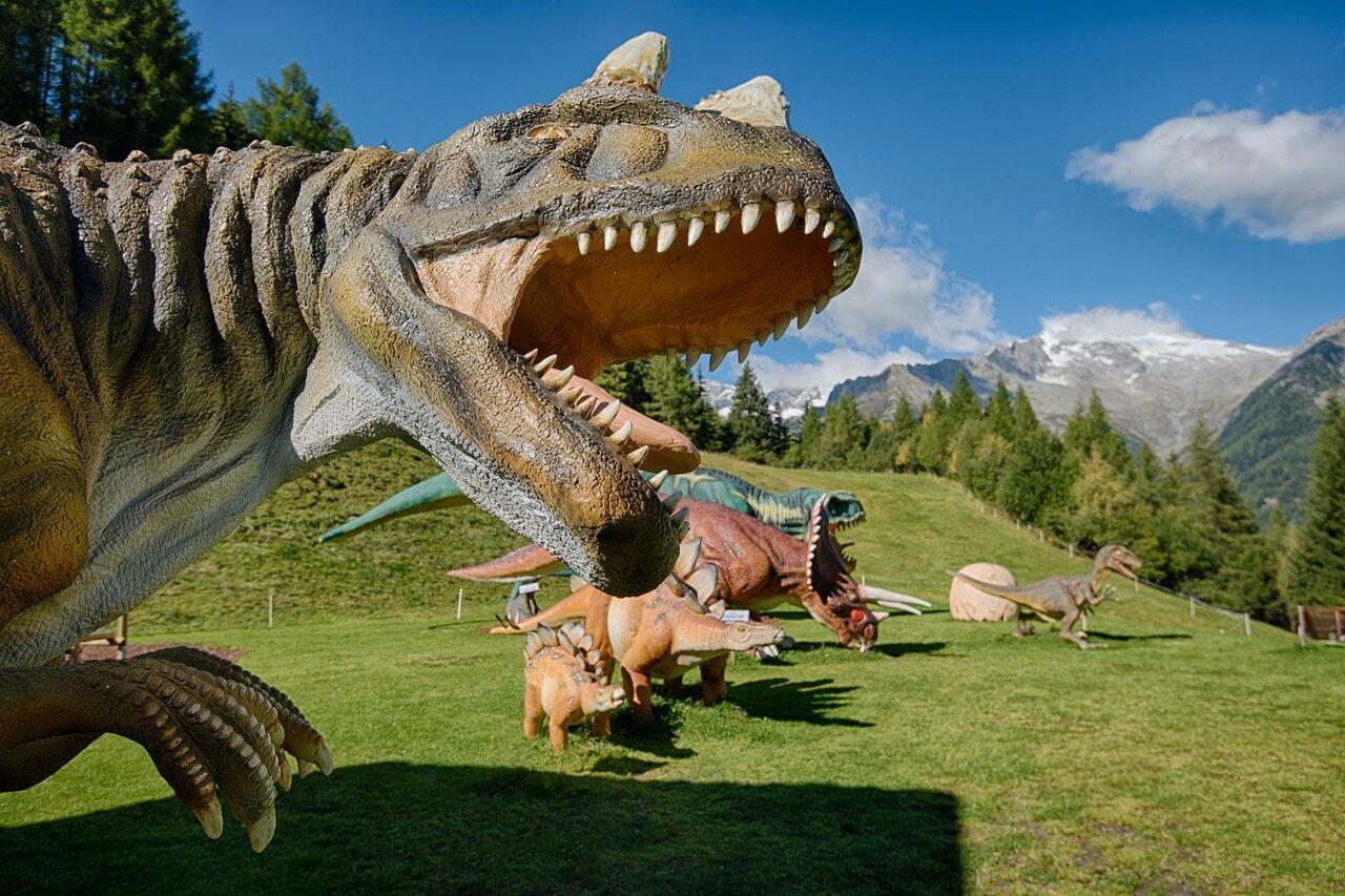Dinoland Freizeitparks In Sudtirol
